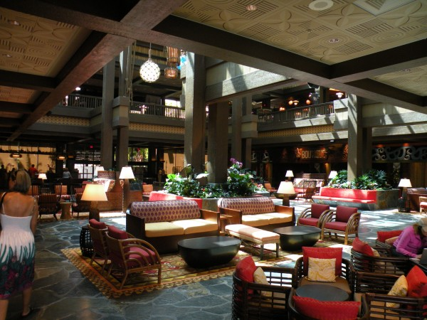 Disney's Polynesian Resort near Orlando
