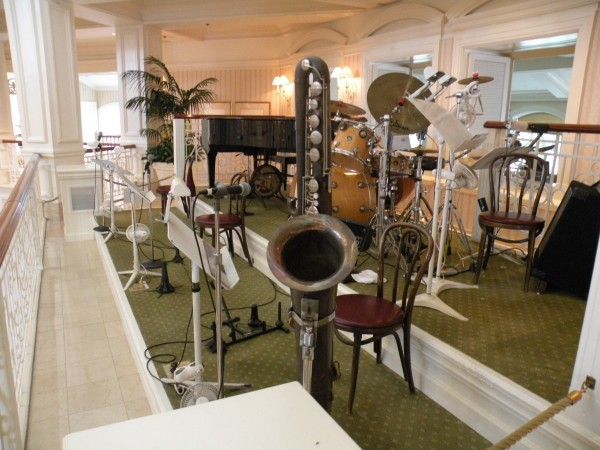Enjoy some orchestral music at Disney's Grand Floridian Resort - Disney World Orlando