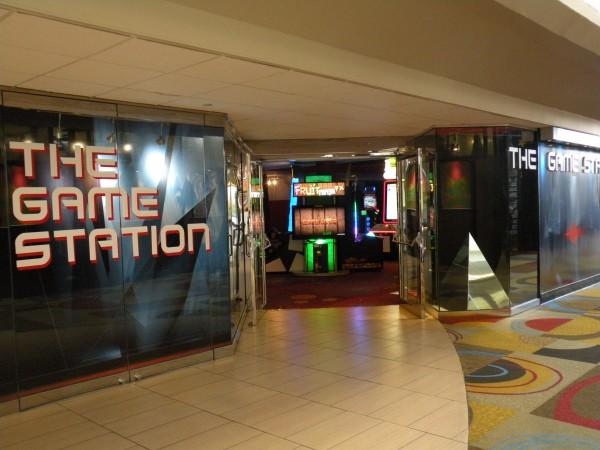 Game Stations at Disney's Contemporary Resort at Walt Disney World Orlando Florida