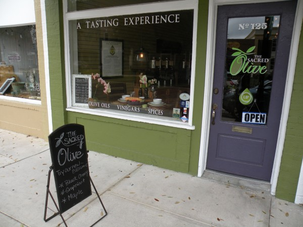 Ste Sacred Olive in downtown Winter Garden