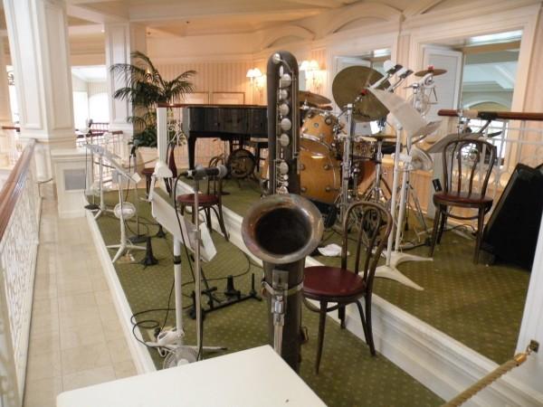 Enjoy some orchestral music at Disney's Grand Floridian Resort - Disney World Orlando
