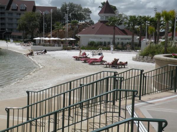 Beachside at Disney's Grand Floridian Resort - Disney World Orlando